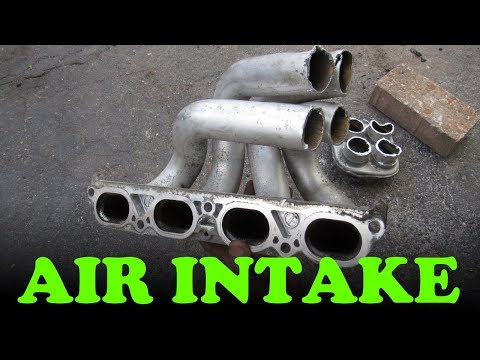 How an Air Intake Works