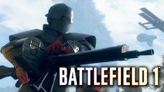 Прохождение Battlefield 1 на русском - часть 6 - Цельнометаллическая оболочка