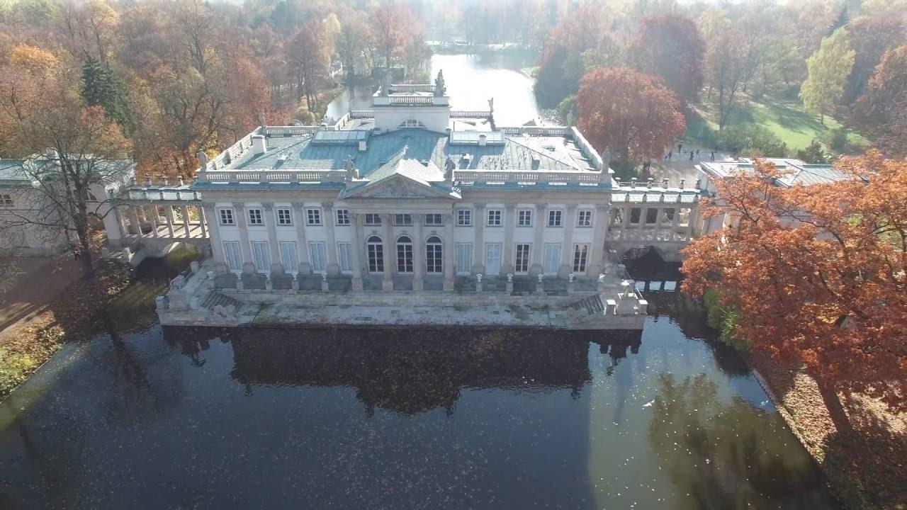 łazienki Królewskie W Warszawie Przewodnikopiskoncerty