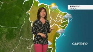 Previsão Nordeste – Litoral em atenção