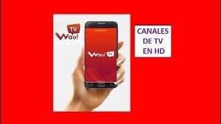 Wao Tv Latino / TV en vivo HD / Android
