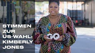 Kimberly Jones zu den US-Wahle…