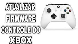 Atualização de Fimware do controle Xbox One e Xbox One S
