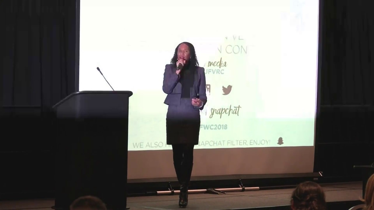 Dr. Miatta Snetter at Cal State Fullerton  |  You Are Empowered!
