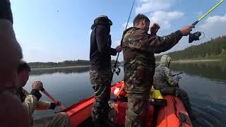 Вологодские рыбаки на Якутской земле Yakutia Vologda
