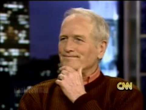 Paul Newman on Larry King (1998)