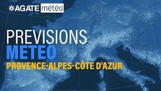 Météo Provence-Alpes-Côte d