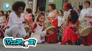 """""""Teresa y la danza afrobrasileña"""""""
