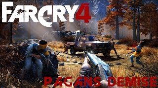 Far Cry 4 | CO-OP Shenanigans - Pagans Demise