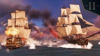 Assassins Creed 3 Remastered - Part 11 - Naval Warfare