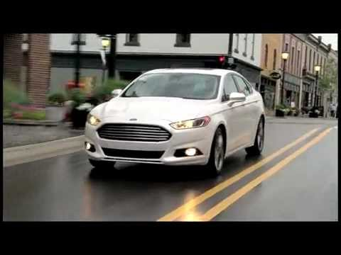 new Ford Mondeo 2013 (Fusion 2013 for North America)