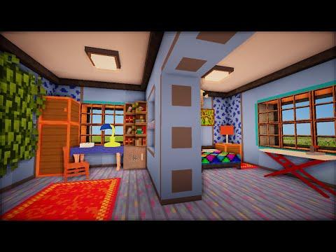 ИГРОВАЯ КОМНАТА С БИЛЬЯРДОМ В МАЙНКРАФТ - ч 7 - Minecraft - Строительный креатив 3