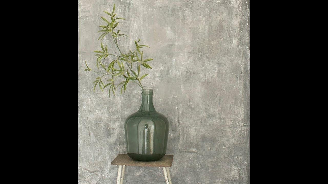 Inspiratie betonlook op de muren wooninspiratie