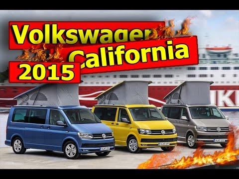 2015 Volkswagen California T6