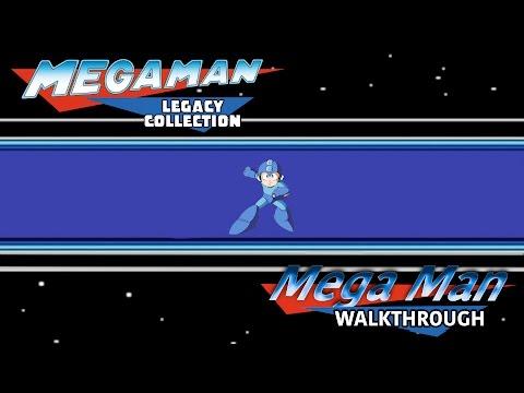 Mega Man Legacy Collection   Mega Man 1 Walkthrough
