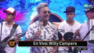 """En Vivo David Leiva vs. Willy Campero en el Programa de TV """"..."""