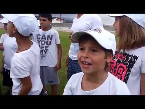 Детские игры на Кипре — отчетный репортаж — Территория спорта
