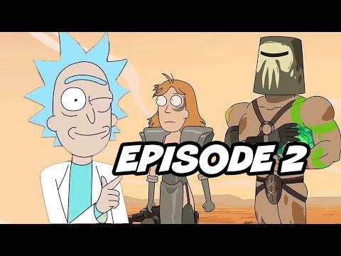 Rick and Morty Season 3 Episode 2 Easter...
