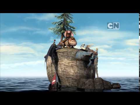 DreamWorks Dragons: Defenders of Berk - Appetite for Destruction (Preview) Clip 1