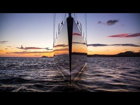 INUKSHUK - 33m Carbon Sailing Yacht (Baltic 107)