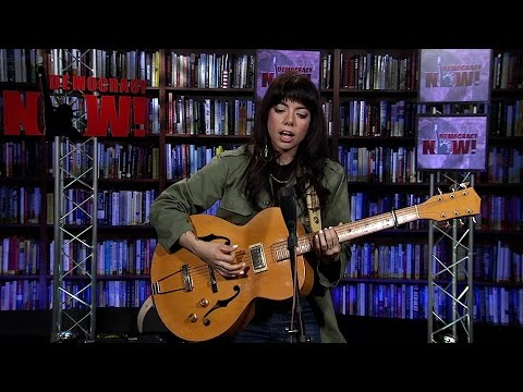 Full Interview & Performance: Hurray for the Riff Raff's Alynda Segarra on Democracy Now!