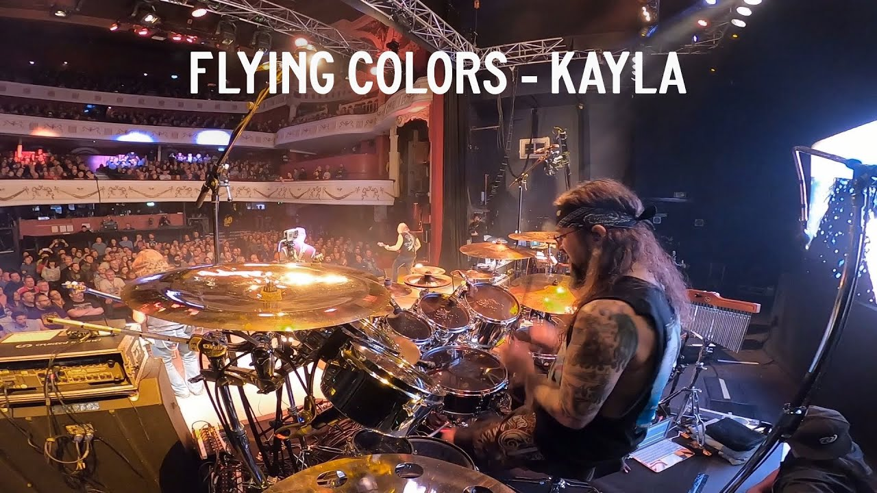 Flying Colors - Kayla (Third Stage: Live in London)