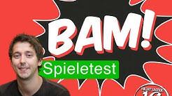 Bam!: Das unanständig gute Wortspiel / Anleitung & Rezension / SpieLama