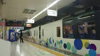 【東武】浅草駅 634-11F+634-21F発車【伊勢崎線】