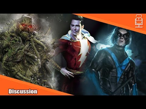 DC Films Major Shakeup again