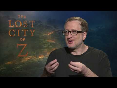 Brad Pitt Sent James Gray THE LOST CITY OF Z | Exclusive Interview