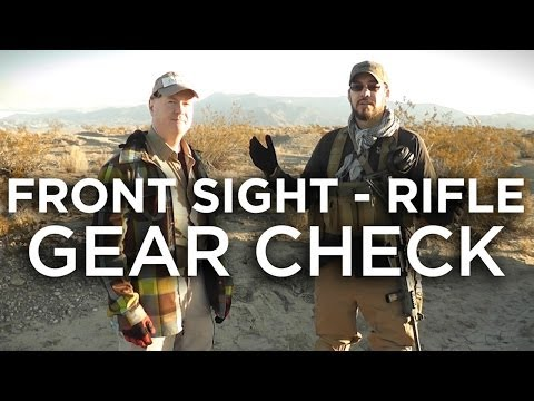Front Sight Gear Check: 4 Day Rifle & Handgun