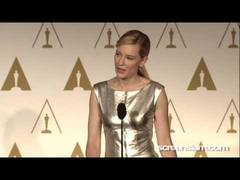 Cate Blanchett: Oscar Nominee Luncheon...
