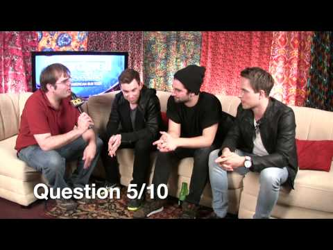 Exclusive Video: Interview with Hardwell, Dyro and Dannic