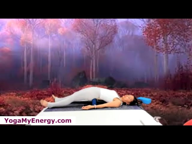One hour Yin yoga for flexibility and strength