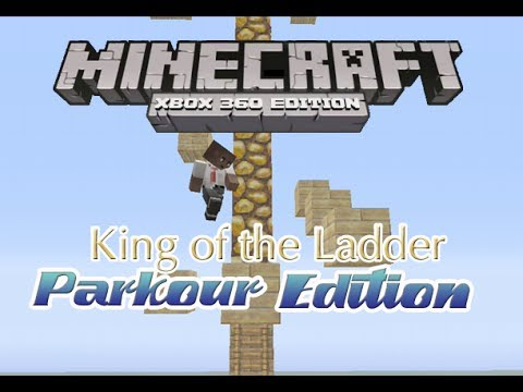 how to make a ladder in minecraft xbox