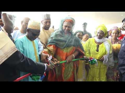 Inauguration [short version] - GIA cargo facility at Banjul International Airport