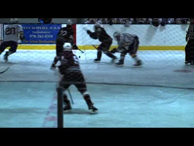 Acton Boxborough Varsity Boys Hockey vs  Westford 2/17/14