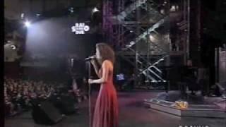 Grazia Di Michele   Se io fossi un uomo   Sanremo 1991
