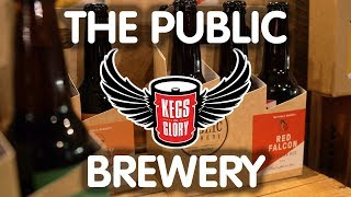 The Public Brewery | Kegs of Glory