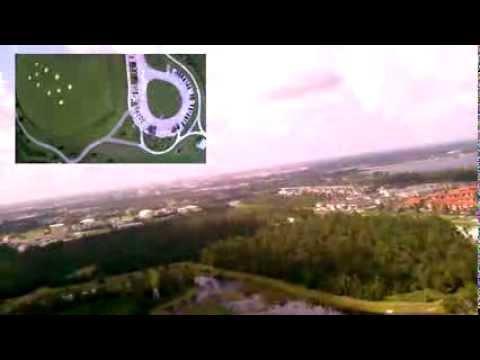 Lucas Cricket Club Eagle Nest Park Orlando - Hexacopter