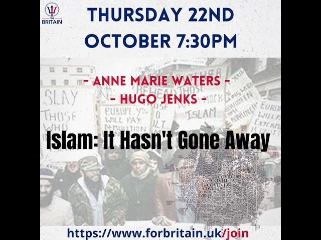 Anne Marie: A Discussion on Islam with Hugo Jenks