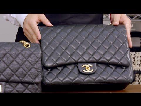 32e842aa9 Como saber se sua Bolsa Chanel é Original | Etiqueta Única - YouTube