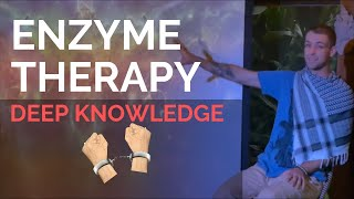 Enzyme Therapy for Cancer, Biofilms, Scar Tissue, Protein Toxicity, & Calcification