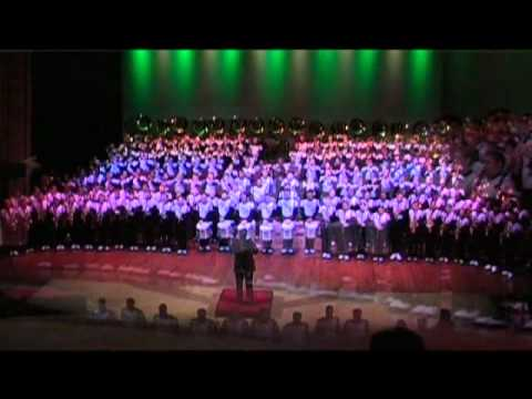 Ohio University Marching 110 - Full 2007 Palace Theater Show (2 of 2)