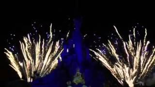 Brunei in disneyland paris 2015 at night (HD) -part 1