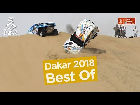 Best Of - Dakar 2018