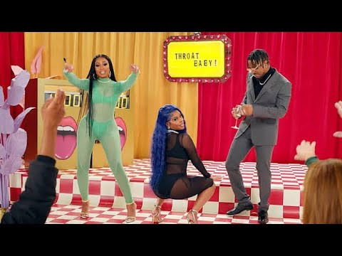 BRS Kash, DaBaby, City Girls - Throat Baby (Remix) [Legendado - Tradução] Video HD