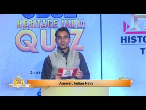 CBSE Heritage India Quiz 2015 Semi Final 2 on HistoryTV18