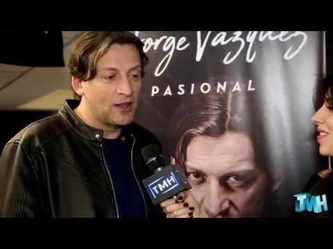 Entrevista a Jorge Vázquez