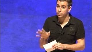 Languages as an asset: Ignacio Pérez at TEDxBarcelona